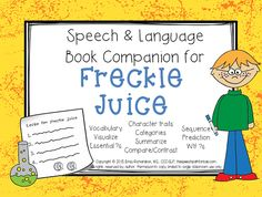 Teaching with chapter books in speech therapy