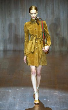 Gucci  - MFW Spring/Summer 2015 - www.so-sophisticated.com