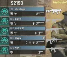 Interesting CT loadout for immortals.