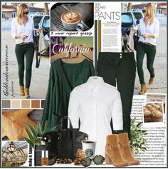 """""""#34 LC Wears the Pants - Wednesday 13/02/13 9.39pm"""" by theblondemacaroon ❤ liked on Polyvore"""