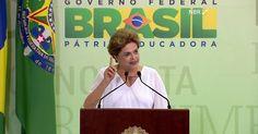 Dilma desapropria terras para reforma agrária em ato no Planalto