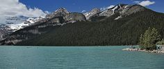 From The Shore Of Lake Louise