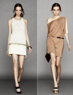 Abiti collezione #Stefanel Primavera-Estate 2012  http://www.amando.it/moda/abbigliamento/collezione-stefanel-primavera-estate-2012.html