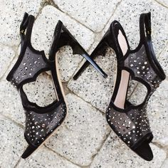 Going out heels! Nour Jensen Alhamba heel.