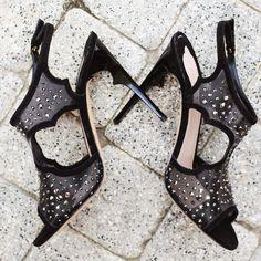 Going out heels! Nour Jensen Alhamba heel.