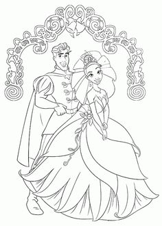 Princess tiana hold frog mask in princess and the frog coloring pages top 40 printable princess coloring pages prince naveen and princess tiana in frog bodies singing together disney coloring pages Wedding Coloring Pages, Shark Coloring Pages, Barbie Coloring Pages, Disney Princess Coloring Pages, Disney Princess Colors, Disney Colors, Coloring Pages To Print, Coloring Book Pages, Printable Coloring Pages