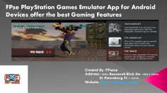 If you want to enjoy playing your favorite Crash Bandicoot, Broken Sward, Tomb Raider or the Final Fantasy series and many more classic PlayStation games, just get ps1 game emulator for android. https://www.slideshare.net/LDCheNSchtruck/enjoy-playing-classic-console-games-with-emulator-apps