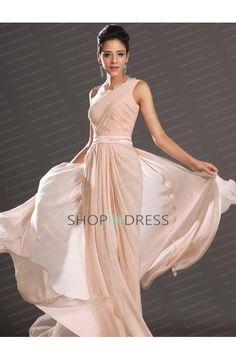 Champagne Prom Dress 2015
