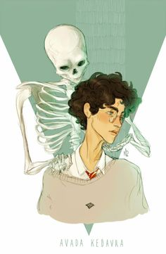 "atalienart:  ""Does it hurt?"" The childish question had escaped Harry's lips before he could stop it. ""Dying? Not at all,"" said Sirius. ""Quicker and easier than falling asleep."""