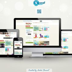 Site development and design for shop online