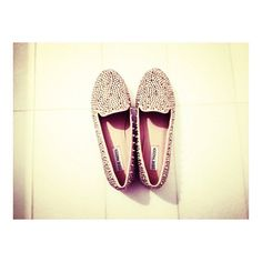 Steve Madden GRAANITE loafers... Loving the studs...