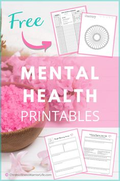 My therapist wants me to learn new coping skill activities for my mental health. These free printable mental health worksheets are perfect to print out and work on. Mental health printables are hard to come by. Coping Skills Activities, Mental Health Activities, Free Mental Health, Mental Health Journal, Mental Health Awareness, Therapy Activities, Counseling Activities, Therapy Worksheets, Mental Health