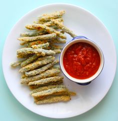 Green Bean Fries - Easy Toddler Meals
