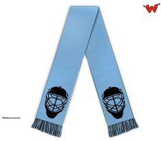 Goalie icehockey scarf