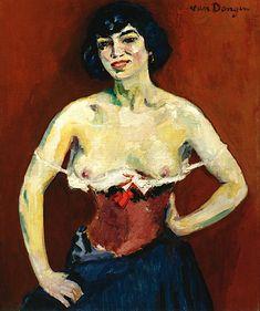 KEES VAN DONGEN 1877 - 1968 Anita (La Gitane Apprivoisée)