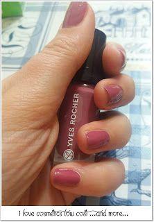 I Love Cosmetics low cost and more... : review... provo il mio primo prodotto Yves Rocher