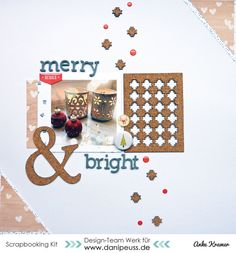 Merry & bright by Anke Kramer at @studio_calico