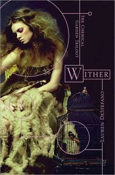 published 2011 by Lauren DeStefano Find Wither on Amazon. Rhine Ellery lives in a world destroyed by  genetic engineering. After scientists attempt at perfecting humanity by ridding the world of disease, cancer, and illness is proved a failure, the lives of future generations have literally becoming a ticking time bomb.