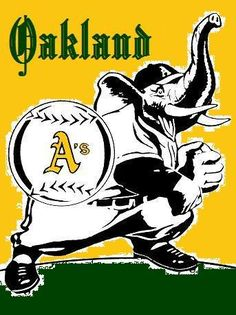 Oakland Athletics Image - Oakland Athletics Picture, Graphic, & Photo