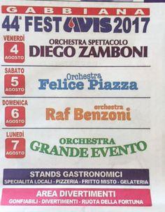 44 FestAVIS a Gabbiana  http://www.panesalamina.com/2017/57651-44-festavis-a-gabbiana.html