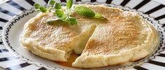 Pão de queijo de frigideira - Lucilia Diniz