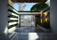san truoc nha ong dep 3 tang san thuong 5x20 Home Fashion, Pho, Mansions, Landscape, House Styles, Home Decor, Scenery, Decoration Home, Manor Houses