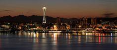 Seattle, beautiful city ...