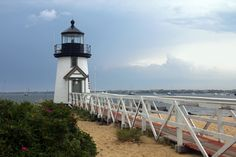 Brant Point - New England Lighthouses: A Virtual Guide