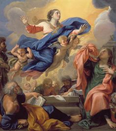 the-assumption-of-the-virgin-guillaume-courtois.jpg (793×900)