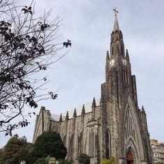 #catedral #igreja #cathedral #cattedrale #chiesa #gramado #serrasgauchas #serragaucha #serrasgaúchas #riograndedosul #rs #brasile #brazil  #brasil #digitalnomad #digital #nomad #nomade #traveller #travel #travelpic #traveldiary #travelgram #travelling #traveling #travel