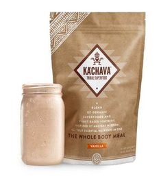Ka'Chava Meal Replacement Shake - A Blend of Organic Superfoods and Plant-Based Protein - The Ultimate All-in-One Whole Body Meal. Best Superfoods, Organic Superfoods, Superfood Recipes, Smoothie Recipes, Protein Superfood, Vegan Smoothies, Best Meal Replacement Shakes, Vegan Protein Powder, Protein Supplements