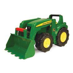 John Deere Big Scoop Tractor, Multicolor