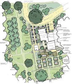 Sherman Residence - Hudson Berkshire LLC Landscape Design and Management