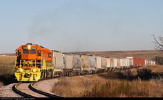 RailPictures.Net Photo: RCPE 3422 Rapid City, Pierre, & Eastern EMD SD40-2 at Unknown, South Dakota by Max Medlin
