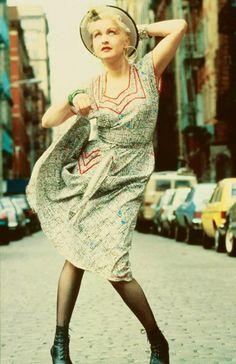 Miss Lauper