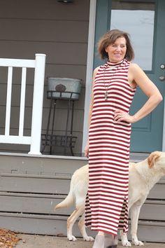 Nikko Dress - Waffle Knit from Mood