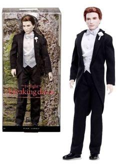 Barbie Twilight Edward: Breaking Dawn Part I T7652