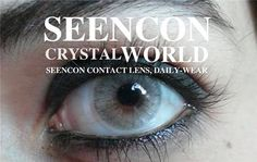SEENCON Aurora Series Parameters  The best mix and natural eye color you have ever seen, making u a gorgeous mix baby in a minute!! MORE THAN 95% SIMILARITY OF REAL EYES ALSO COMFORTABLE AS REAL! Prescription applies, write to me what degree you want when you purchase^^  Product description: Brand: SEENCON Material: nonionic material Packaging: a box of a PP packaging, pack containing all product brochures Color: Brown / Yellow-green / gray / Crystal Grey / Gray /Blue Lens diameter: 14.0mm…