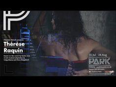 Thérèse Raquin - time lapse set build - Park Theatre Jul 31 - Aug 24 201...