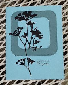 AuntieJante/Tim Holtz Wildflowers die