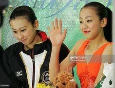 With Mai Asada(JAPAN)