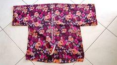 DIY Couture : Passion Kimono à fleurs • Chocodisco