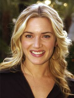 Kate Winslet's layers keep her curls looking soft and sweet