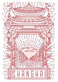 30 Vector Line Art Illustrations with Detailed Patterns & Geometric Shapes Line Illustration, Graphic Design Illustration, Graphic Art, Graphisches Design, Pattern Design, Arte Popular, Art Graphique, Illustrations And Posters, Grafik Design