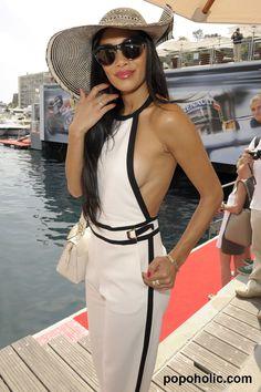 Nicole Scherzinger - <3 the jumpsuit