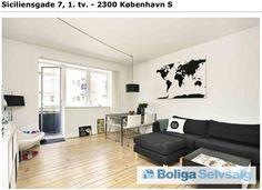 Attraktiv 2V med to altaner i god ejerforening - oplagt forældrekøb Siciliensgade 7, 1. tv., 2300 København S - Ejerlejlighed #ejerlejlighed #ejerbolig #kbh #københavn #amager #selvsalg #boligsalg #boligdk