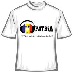 Tricou Patria Records