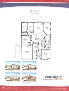 dr horton princeton floor plan DR Horton Floor Plans Pinterest