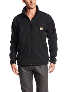Carhartt Men's Big & Tall Crowley Jacket,Black,XX-Large Tall Carhartt ++You can get best price to buy this with big discount just for you.++