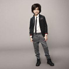 Veste garçon IKKS (XE40003) | Vêtement Garcon Hiver 14